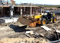 A security sector we do very well with is Construction Sites