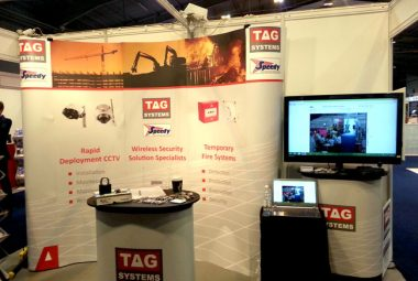 Tag Systems at Speedy Integrated Services Show
