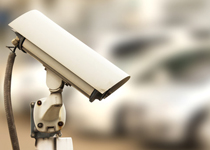 CCTV Infront Of Vehicles