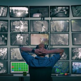 Person Monitoring CCTV Systems