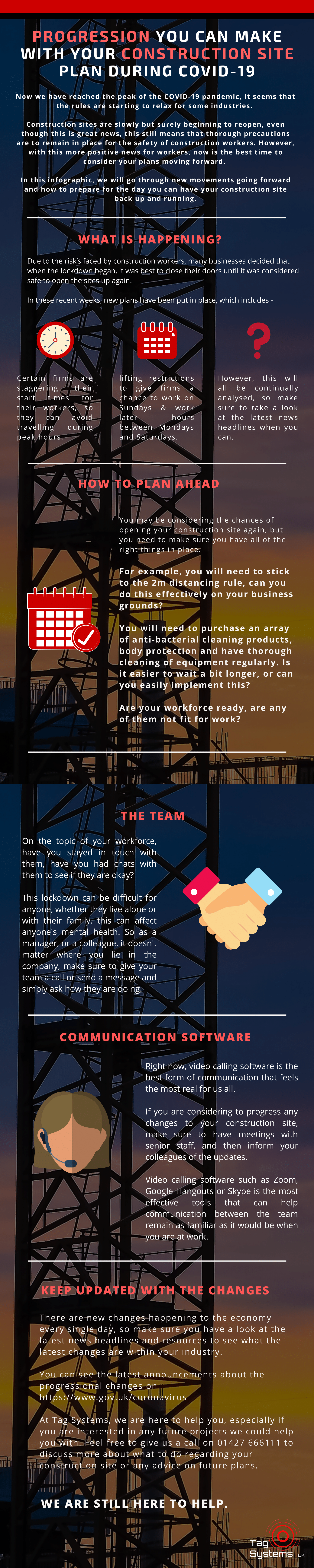 Tag Systems Infographic