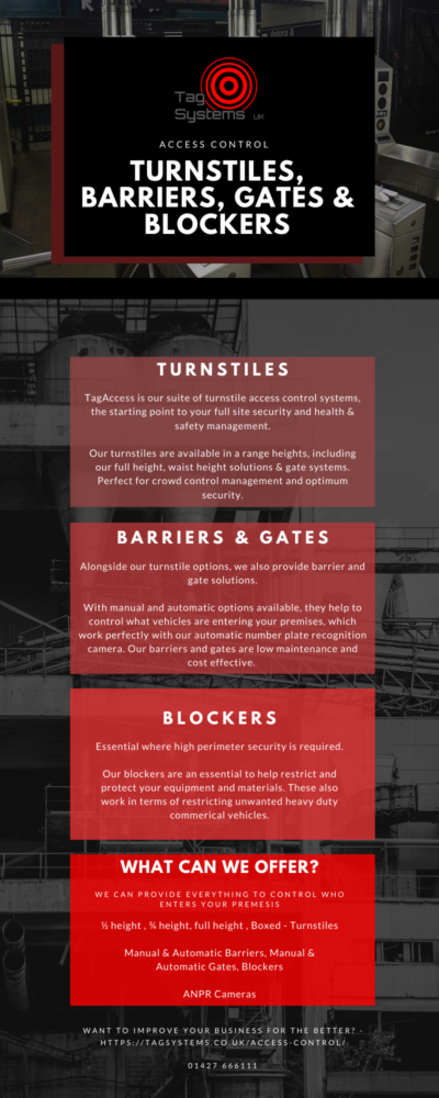 Turnstiles, Barriers, Gates & Blockers